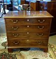 George III Chest Of Drawers